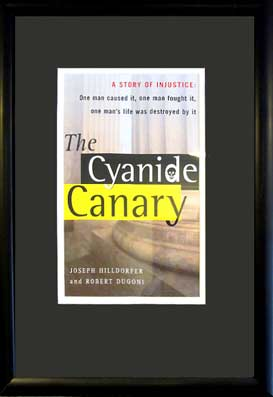 author interview: Robert Dugoni, The Cyanide Canary