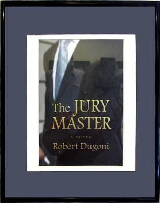 writer interview: Robert Dugoni, The Jury Master