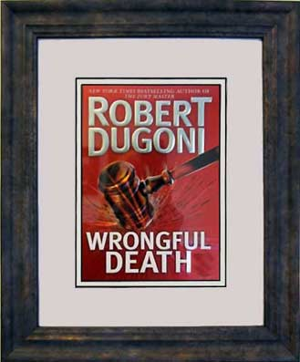 Interview with Robert Dugoni, Wrongful Death