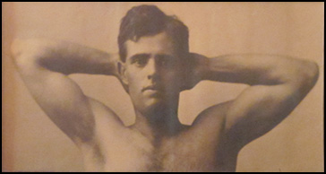 muscular Jack London: author interview