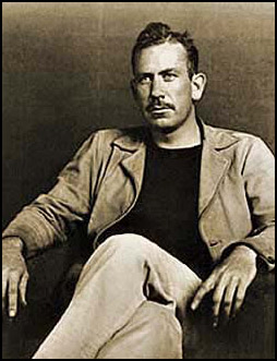 John Steinbeck, Authors Road