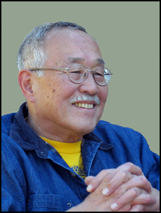 writer interview: Lawson Inada, Authors Road