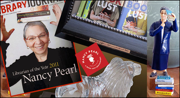 Nancy Pearl-Authors Road